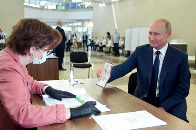 Vote Poutine
